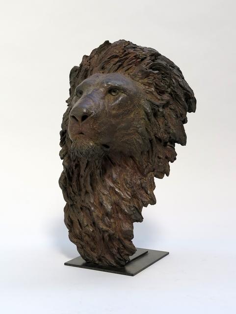 , 'Tête de lion,' 2016, Bouillon d'Art Galerie