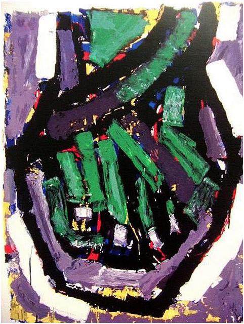 , 'Pie con Sandalia,' 1993, The Cash Register Art Project
