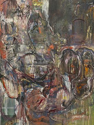 Juan Becú, 'Michael', 2011, Nora Fisch