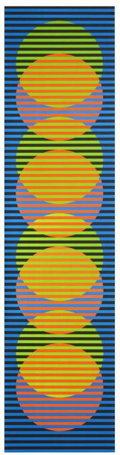, 'Couleur Additive Série Sitges 1,' 2012, La Patinoire Royale / Galerie Valerie Bach