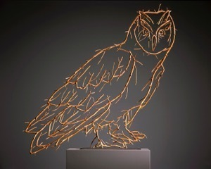, 'OWL ,' 2005, Traver Gallery