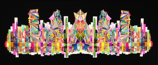, 'Hong Kong,' 2014, Galleria Ca' d'Oro