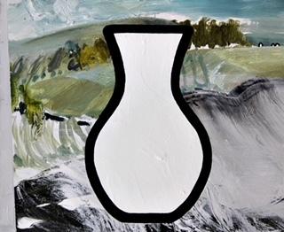 , 'untitled (vase),' 2018, MARS
