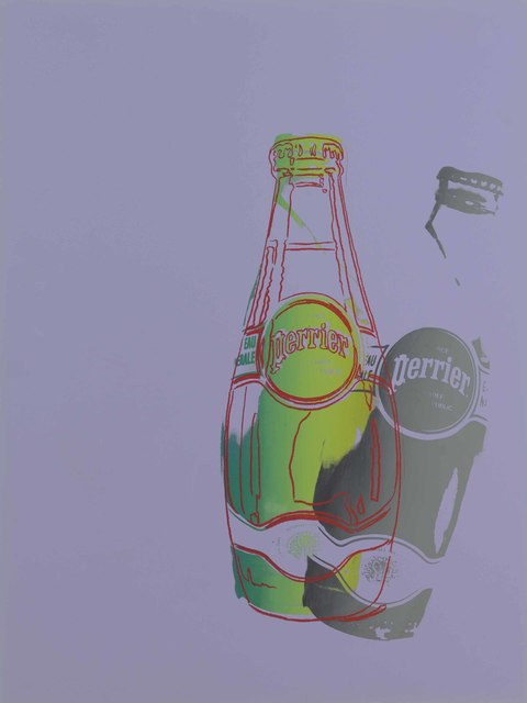 Andy Warhol, 'Perrier', 1983, Christie's