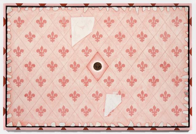 , 'Pinkie (towards 80),' 2014, Fleisher/Ollman