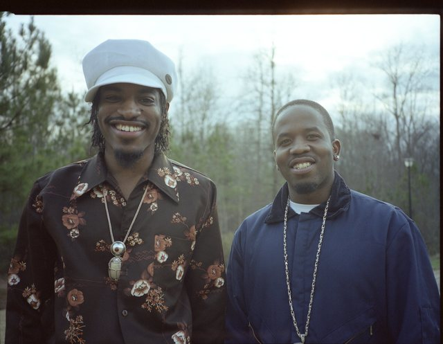 , 'Outkast - Atlanta,' 2001, Subliminal Projects