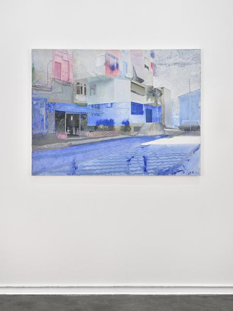 , 'Périphérie 2,' 2011, Galerie Mitterrand