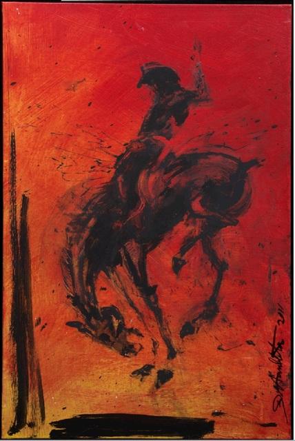 , 'Horse & Rider ,' 2010, Maddox Gallery