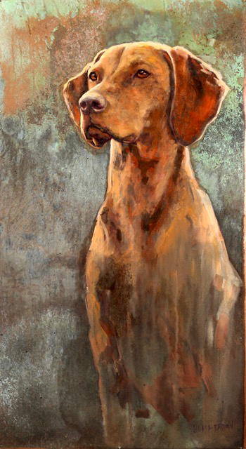 , 'Big Red,' , Beverly McNeil Gallery