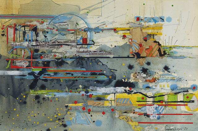 , 'Crescendo,' 1983, Gerald Peters Gallery