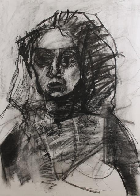 , 'Natalie II,' 2016, Castlegate House Gallery