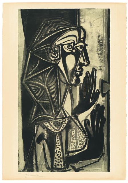 Pablo Picasso, ' La Femme a la Fenêtre', 1952, John Szoke