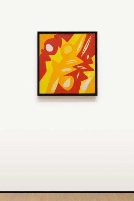 , 'Gelb – Rot,' 1967, Almine Rech Gallery