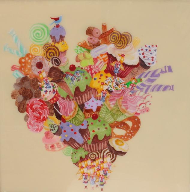 , 'Sweet healing IV,' 2013, Artflow