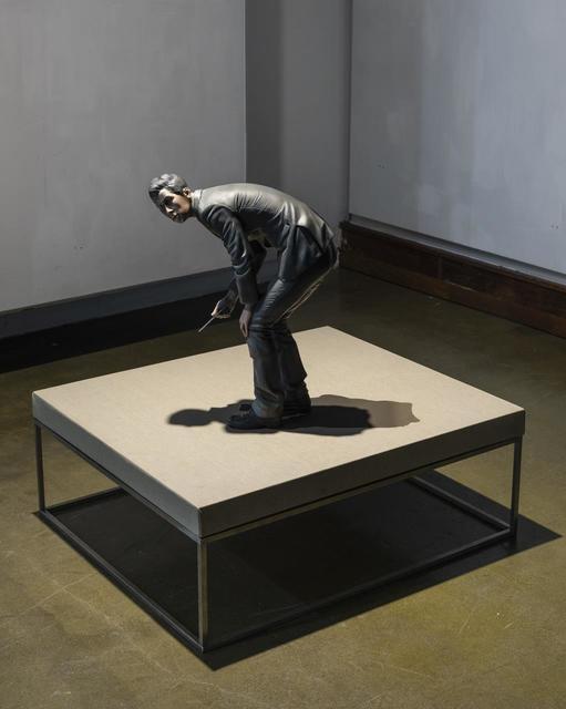 Dae-hun Kwon, 'Chalna-A Man & Envelope C2', 2018, Gallery LEE & BAE