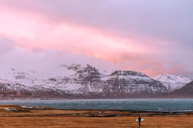 , 'Icelandic Surfing,' , ArtStar