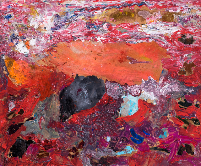 , 'The Black Rock,' 2015, ArtWizard