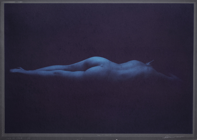 , 'Blue #1063B,' 2004, Photography West Gallery