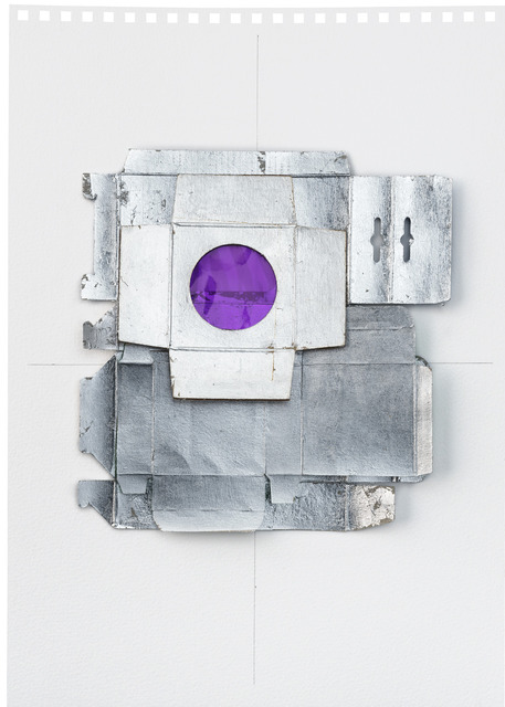 , 'Untitled (Mauve),' 2012, Gagosian