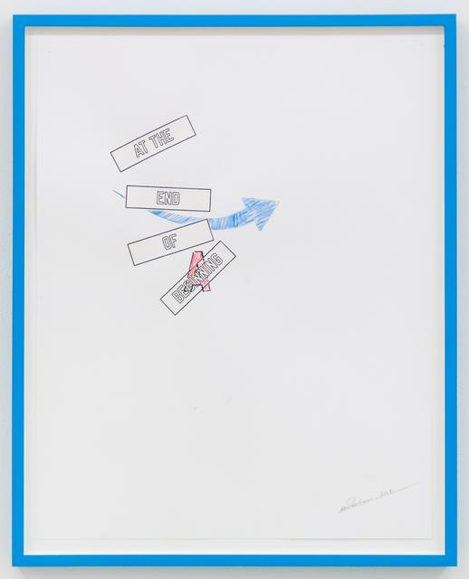 , 'A BEGINNING,' 2017, Mai 36 Galerie
