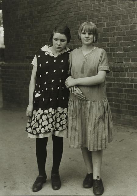 , 'Blind Girls,' ca. 1930, Galerie Julian Sander
