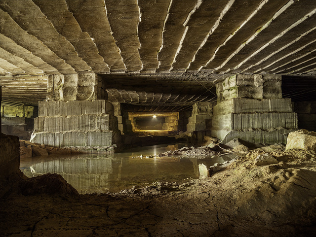 , 'Limestone Quarry, Russelville,' 2015, Yancey Richardson Gallery