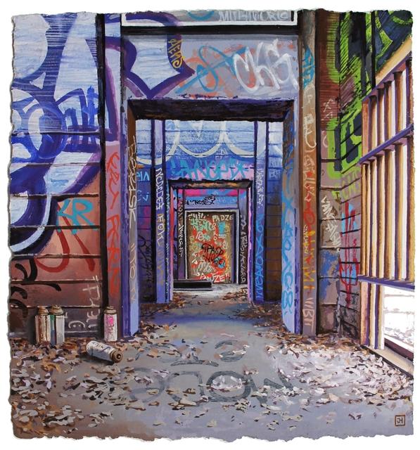 , 'Caged,' 2019, Bernay Fine Art