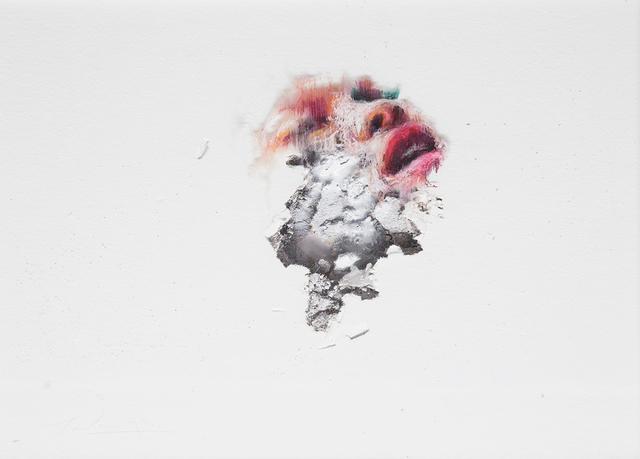 , 'Wounds XXIII,' 2017, Lazinc