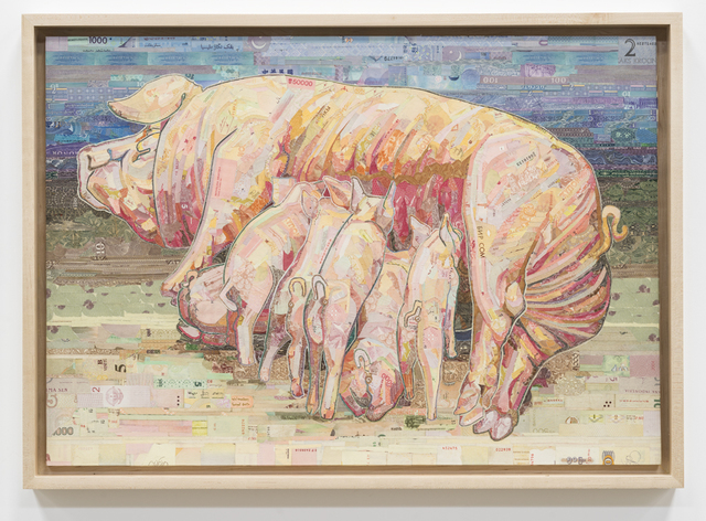 , 'Indulgence,' 2012, Rosamund Felsen Gallery