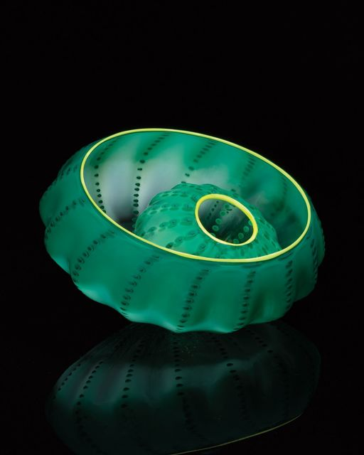 , 'Jade Green Seaform Studio Edition,' 2016, Galerie de Bellefeuille