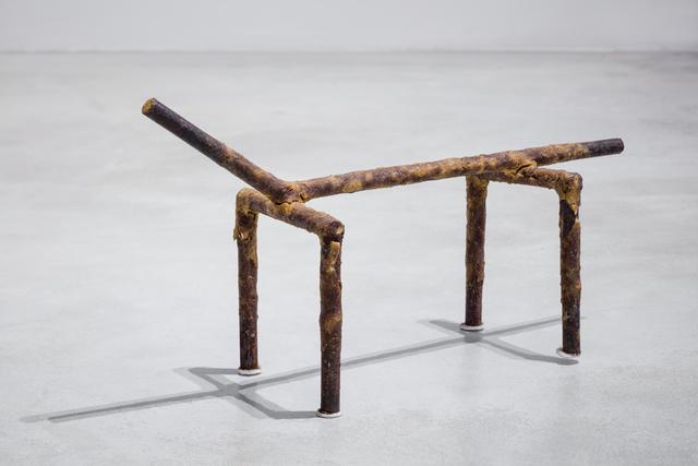 , '37 x 25 x 40 (Untitled Dog) ,' 1997, Galerie Nordenhake