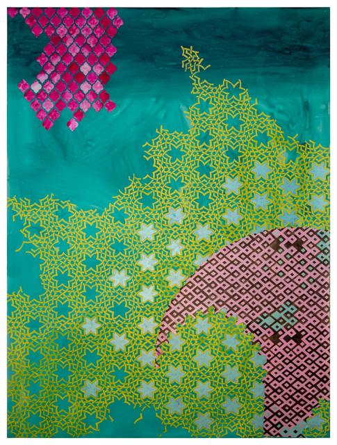 , 'to be a jewel in Indra's Net,' 2018, Nancy Toomey Fine Art