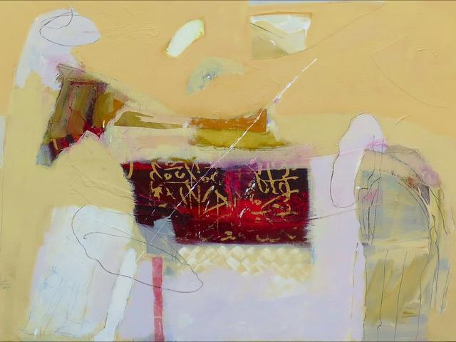 , 'Desert Horse 4,' 2015, al markhiya gallery