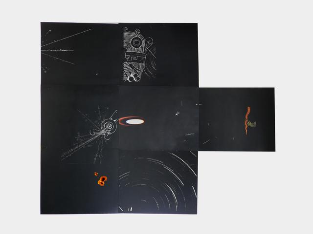 , 'Fossil Sky #3,' 2017, Athena Contemporânea