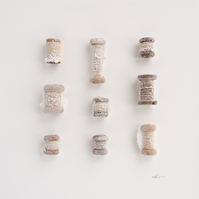 , 'Bobbins No3,' 2018, Lustre Contemporary