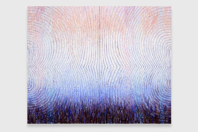 , 'Aubade (2),' 2015, Klowden Mann