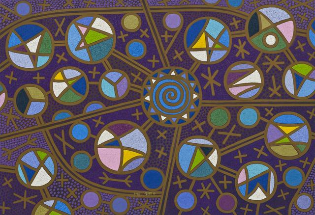 , 'Stars in my mind,' 2016, Insa Gallery