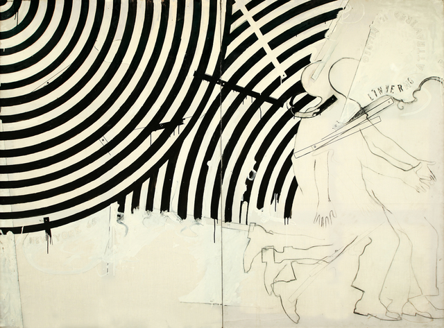 , 'Winter though the Museum (L'inverno attraverso il museo),' 1965, Peggy Guggenheim Collection