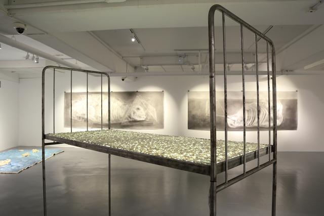 , '2012,' 2017, Contemporary Art Platform Kuwait