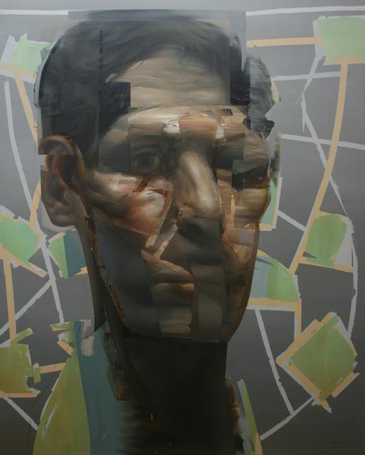 , 'C.C. Portrait,' 2014, Julie Nester Gallery
