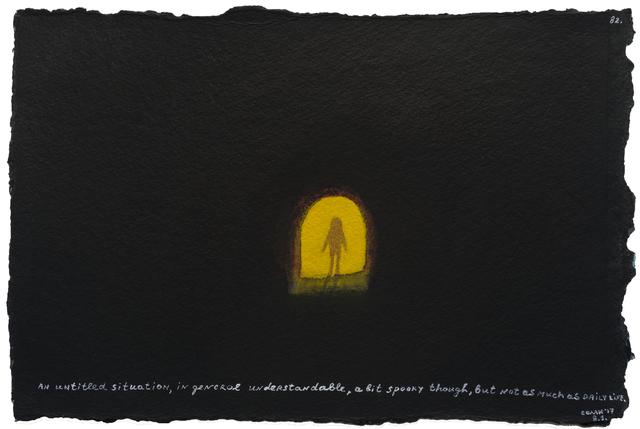 , 'Stories in Colour #82,' 2016-2017, Dvir Gallery