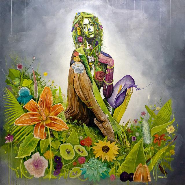 , 'Earth #4,' 2018, Dean Borghi Fine Art