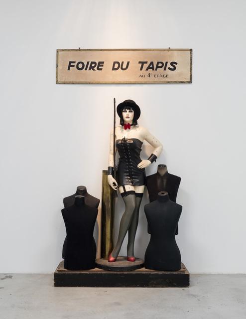 , 'Composition Trouvée,' 2008, Galleri Nicolai Wallner
