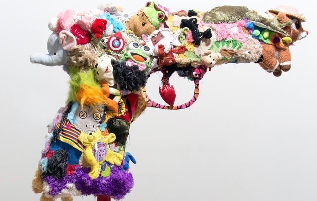 , 'Bang Bang,' 2015, Emerge Gallery NY