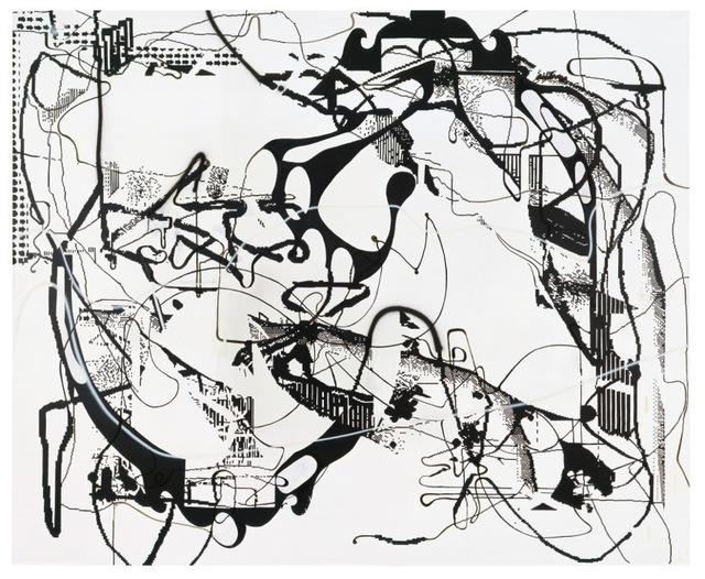 Albert Oehlen, 'Untitled,' 2005, Galerie Max Hetzler