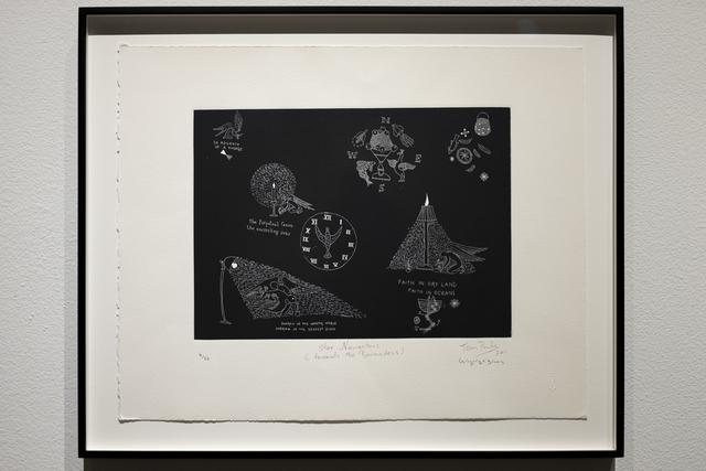 , 'Stars Navigators,' 2011, Sage Culture
