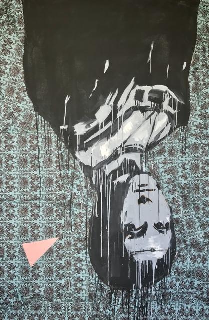 , 'Portrait of La Belle Ferronniere,' 2018, The Directed Art Modern