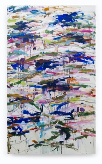 , 'Blue Rain,' 2015, Leslie Feely