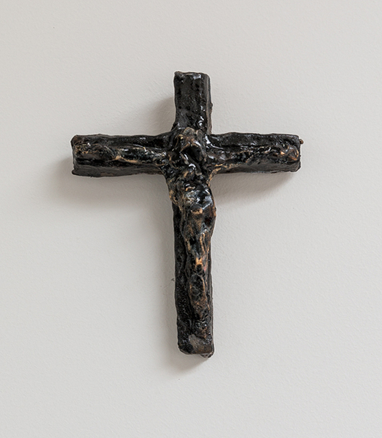 , 'Crucifixion #84,' 2018, Hugo Michell Gallery
