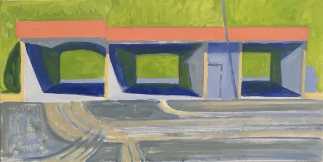 , 'Car Wash,' 2017, Carter Burden Gallery